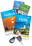 AAA TripTiks Maps TourBook Guides