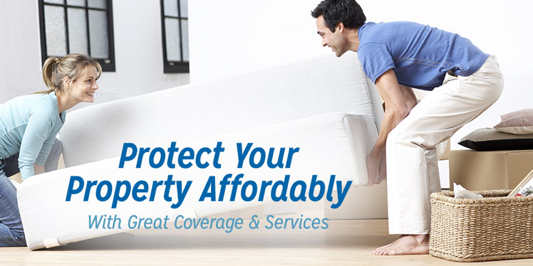 Protect Your Property Affordably With Great Coverage And Service With Renters Insurance Through AAA