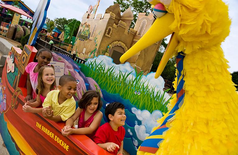 Busch Gardens Tampa Florida Adventure Island