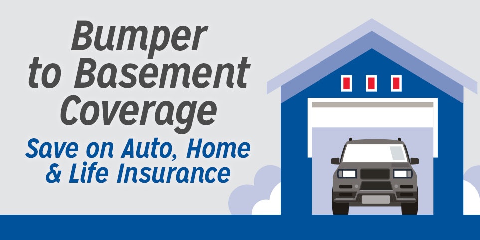 Save on auto, home and life insurance